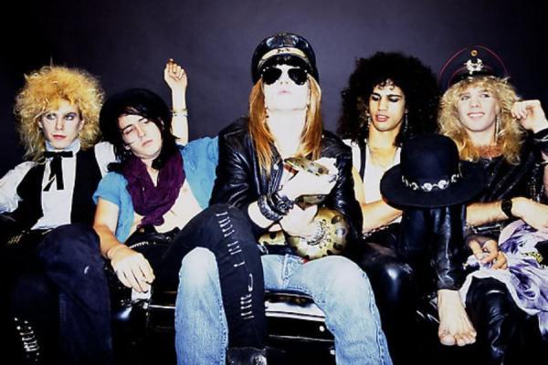 Guns N' Roses | Rose Hudson