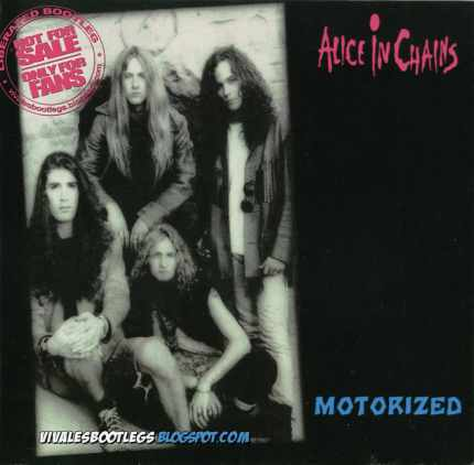 Alice In Chains Motorized front
